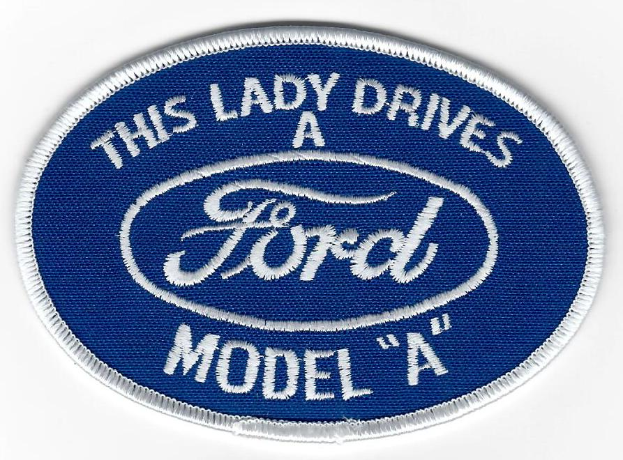 Ford Trucks Dearborn Michigan Embroidered Patch Logo Black Tan Adjustable Cap
