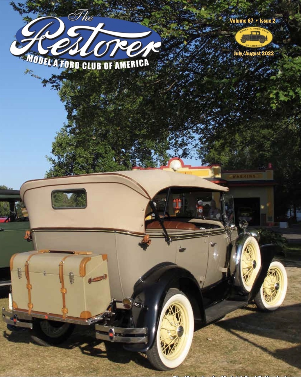 model a ford mechanics handbook volume 1