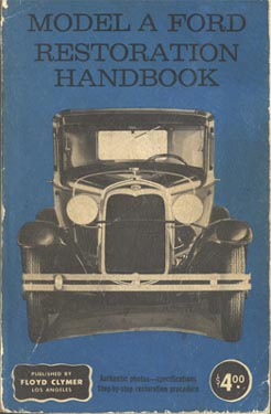 mafca references books rh mafca com Model a Body Restoration Ford Model A Restoration