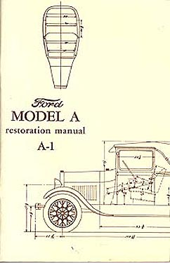 Mafca References Books. Ford Model A Restoration Manual A1. Ford. 1930 Model A Ford Starter Diagram At Scoala.co