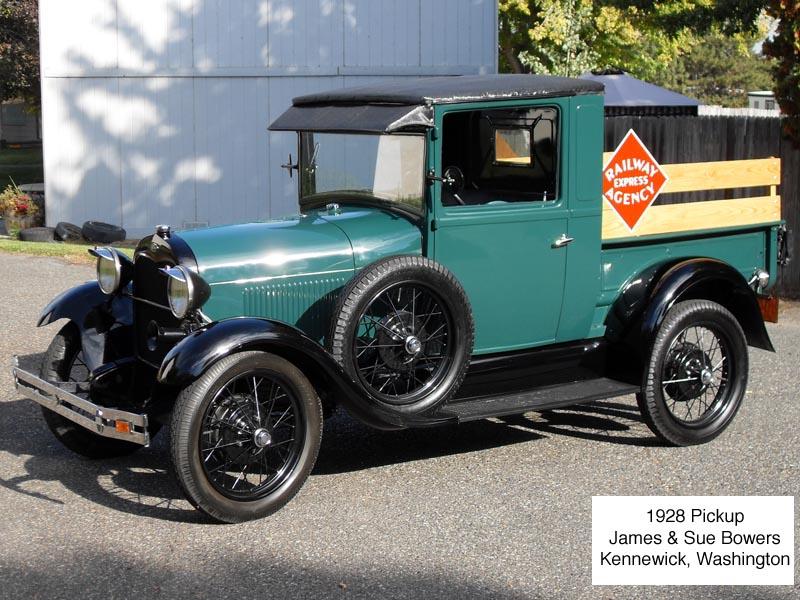 MAFCA - 1928 Vehicles