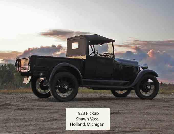 Mafca 1928 Vehicles
