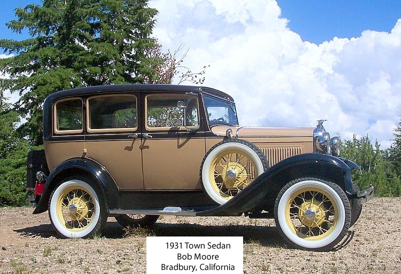 Mafca 1931 vehicles for 1931 ford model a 4 door for sale