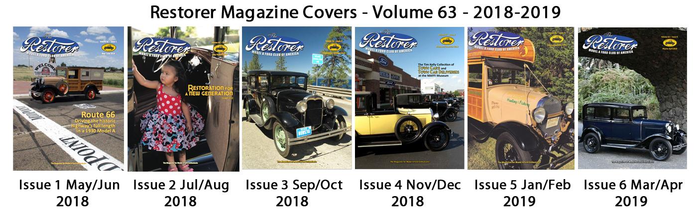 24dda790c213 MAFCA Restorer Magazine