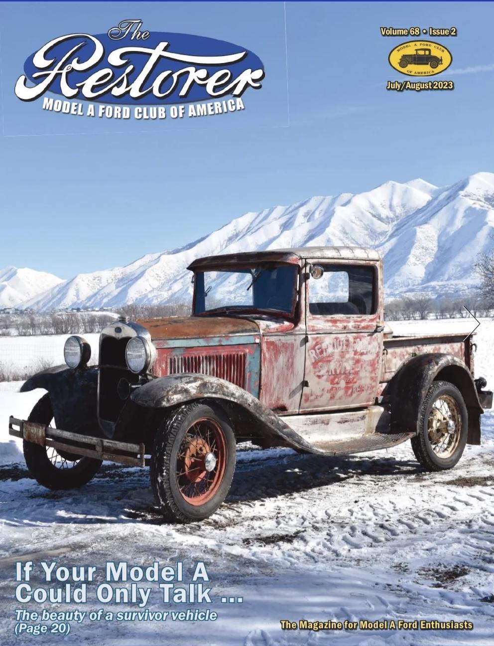 5a62b27af80b Model A Ford Club of America La Habra